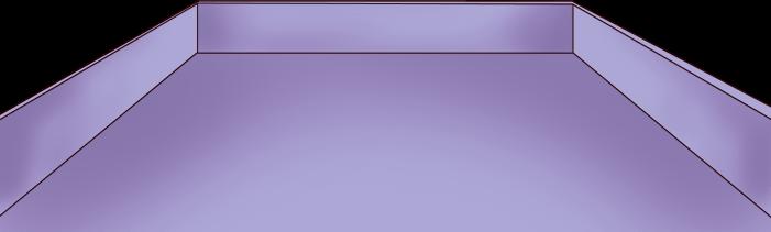 Фиолетовый поднос