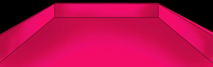 Розовый поднос святого валентина