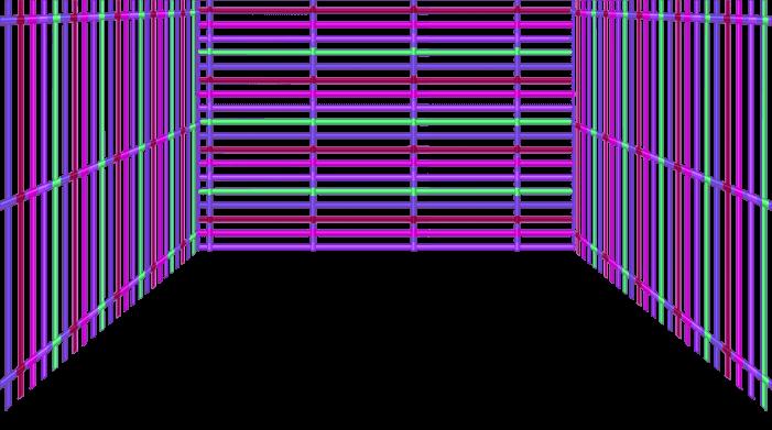 Фиолетовая сетка