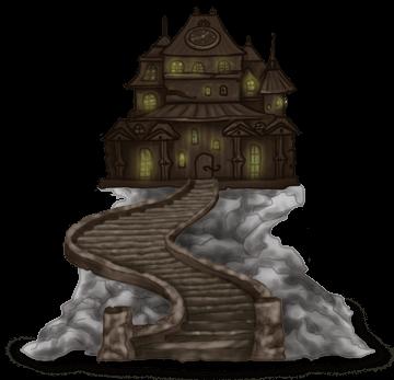 Усадьба старого Хэллоуина
