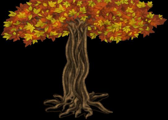 Дерево для пикника