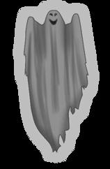Хэллоуин призрак
