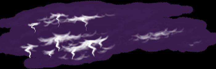 Облачное небо викингов