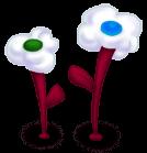 Облачные цветы