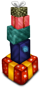 Стек подарков