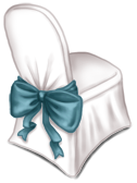 Стул для свадебного приема