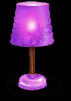 Прикроватная лампа