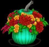 Хэллоуин Цветочный горшок