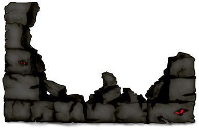 Кирпичная стена Хэллоуина