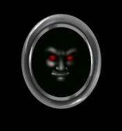 Зеркало Лица Вампира