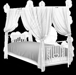 Девять кровать