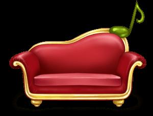 Гага диван