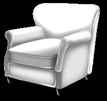 Рождественское кресло