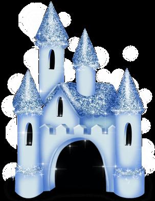 Замок принцессы Снежной