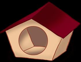 небольшой дом