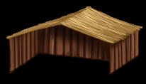 Деревянный Мезонет