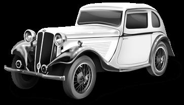 Автомобиль художника