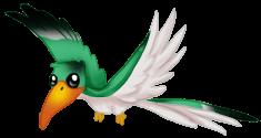 Лев птица