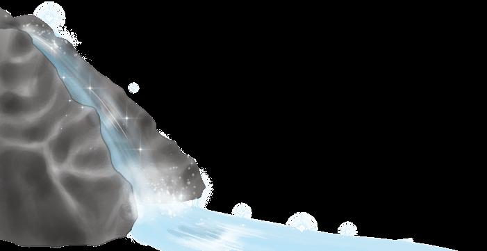 Эльф Водопад