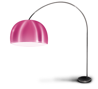 Музыкальная лампа