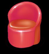 Кресло Пуссена