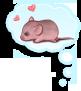 Принять мышь классический
