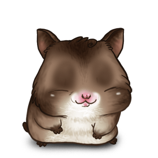 Принять хомяк Лысый-Hamster