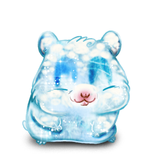 Принять хомяк лед