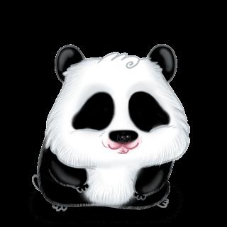 Принять хомяк панда