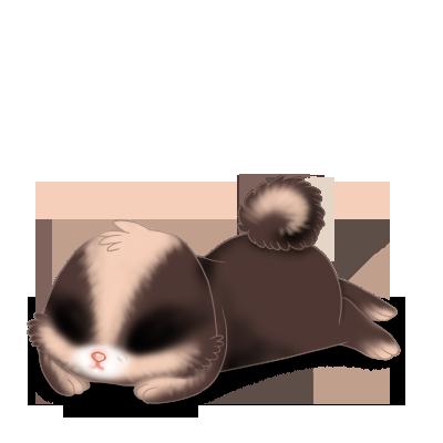 Принять кролик Mandou