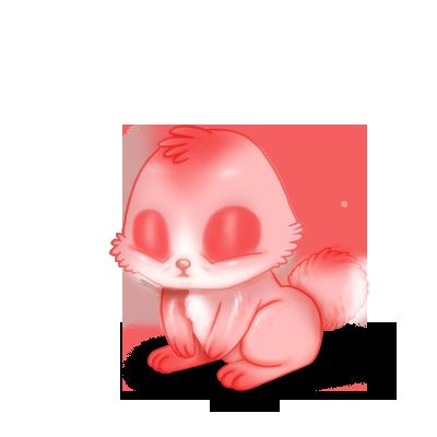 Принять кролик Роза злая