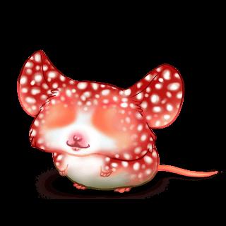 Принять мышь мухомор