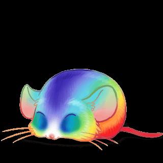 Принять мышь Arc-ан-Ciel