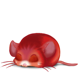 Принять мышь падение