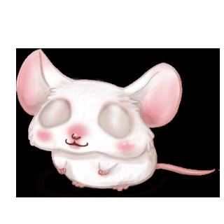 мышь альбинос