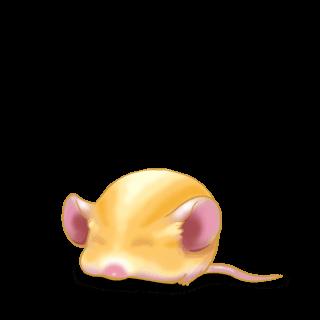 Принять мышь снег