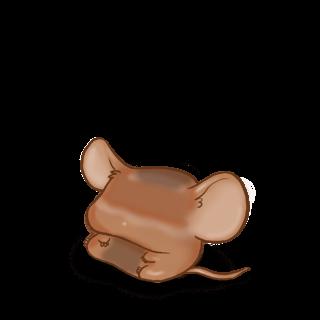 Принять мышь карамель