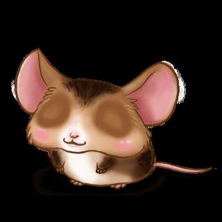 Принять мышь мягкость