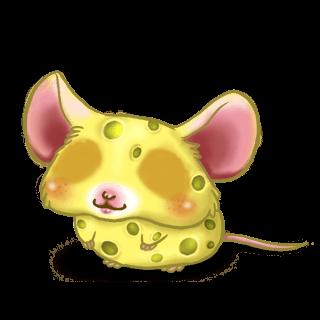 Принять мышь Грюйер