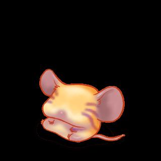 Принять мышь Странная мышь