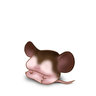 Принять мышь филин