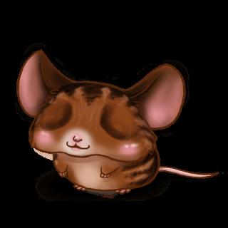 Принять мышь Foustache