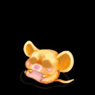 Принять мышь цыпленок