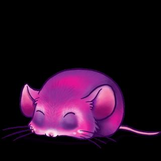 Принять мышь Roseviolet