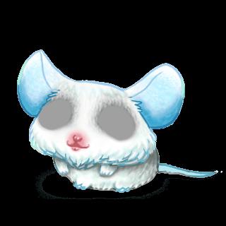 Принять мышь йети