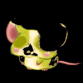Принять мышь Mandou