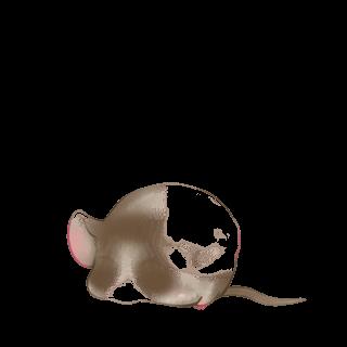 Принять мышь Черный и белый