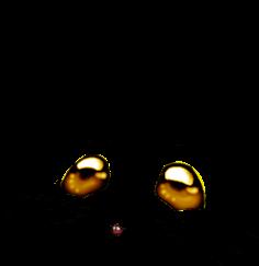 Принять мышь Золотой блеск